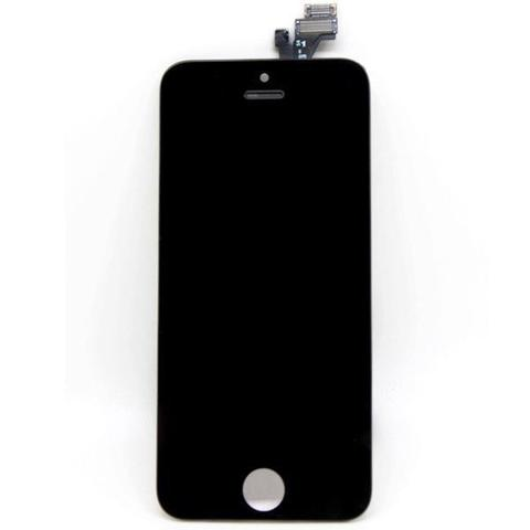 iphone replacement screen black