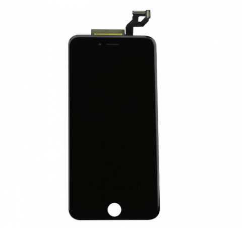 iPhone 6s Plus black front screen replacement